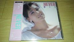 廃盤未開封!MIE(ピンクレディー)「NEVER」(84年発売盤)☆