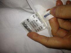 ディアプリンセス 白 スカート 36 送料164円