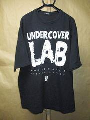 アンダーカバー LAB BIG Tシャツ 黒2