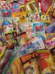 送料無料★駄菓子ぎっしり福箱!!おやつカルパス50入1箱付★