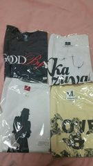 吉井和哉ツアーTシャツ4種 Sサイズ