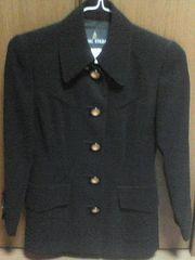 美品ファイナルステージシックなブラックジャケット