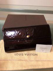1円 ◆正規品◆ 良品 ◆ ルイヴィトン ヴェルニ ライン 長財布
