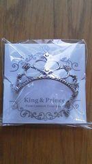 未開封新品king&prince初コンサート2018限定ティアラブレスレットオマケ