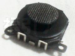 アナログスティック黒パッド PSP1000用ボタン部品パーツ 【普通郵便OK