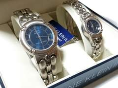 極美品【専用箱付】ANNE KLEIN �U【ペアウォッチ】美★腕時計