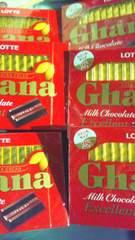 ロッテ、Ghanaガーナエクセレントチョコレート134g(28枚)入り6箱 LOTTE