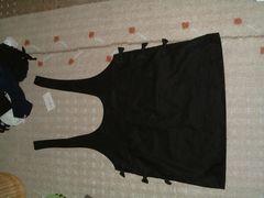 ★新品★iiMKワンピース黒色38サイズ定価7245円