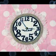 ☆Marionette clockキャノティエ(アイボリー)☆