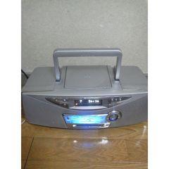 シャープ 1BIT CD・MDシステムオーディオ SD-FX10-S