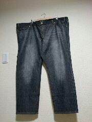 ★新品タグW122★また下丈73★ストレッチジーンズ