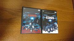 映画 GANTZ 二本セット売り DVD ガンツ 100スタ