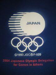 オリンピック サッカー 日本代表 キリンビール 限定 ジャンパー Lサイズ ブルー ジャケット