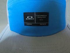 【OAKLEY】Latch 5 Panel Hat 5パネルデザイン キャップ
