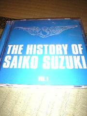 ベストCD,鈴木彩子 THE HISTORY OF SAIKO〜