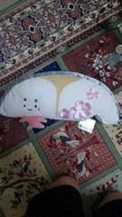 KIRIMIちゃん ◆ お花付きBIGぬいぐるみ