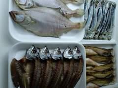 ☆山陰産  魚介類干しものセット  冷凍