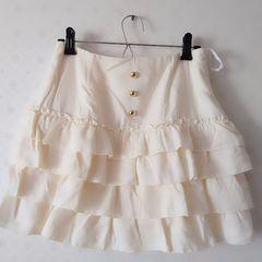 ふりふりドールスカート