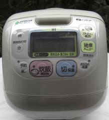 HITACHI/RZ-DK06::IHジャー炊飯器3.5合炊中古完動品!!