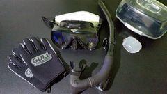 GULL(ガル) マスクスノーケル軽器材セット 素潜り.ダイビング