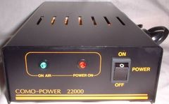 49-51MHz帯30Wブースター/無線用改造部品取等未使品