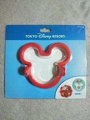 TDR♪ミッキーマウス シリコーン型