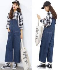 ワイドパンツ★サロペット★オーバーオール(XLサイズ)