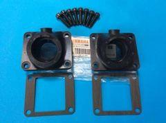 RZ350/RZ250用 YAMAHA 純正 インシュレーターセット