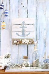 シェル/ヒトデ/貝殻/マリン壁飾り/ウォールデコレーション/雑貨
