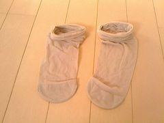 訳有 靴下♪