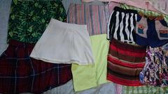 ウエストゴム★大きいサイズスカート大量まとめ売り