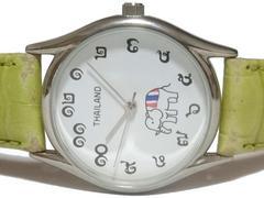 良品 THAILAND 可愛いゾウさんの腕時計★