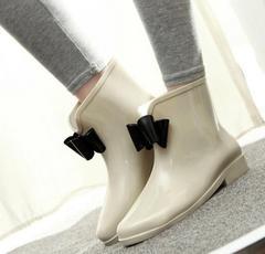 レディースレインブーツレインシューズ雨靴23cm〜25.0cm/AK461
