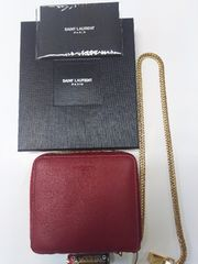 SAINT LAURENT PARIS(サンローラン パリ)御財布