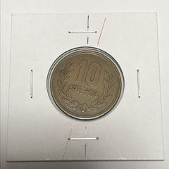 10円銅貨 傾打エラー