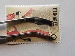 【未使用】1960年 切手趣味週間 伊勢 1枚