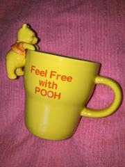#新品未使用#ディズニーストア くまのプーさんマグカップ