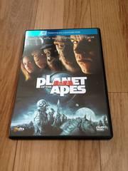新品 猿の惑星 Planet Of The Apes ティム・バートン DVD