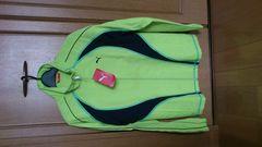 激安67%オフプーマ、Puma、ジャージ、トラックジャケット(新品タグ、黄緑、軽量、L)
