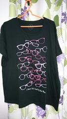 5L Tシャツ★黒