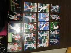 Calbeeプロ野球チップスのBaseball Card