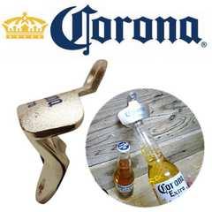 【送料無料】コロナ 栓抜き Corona オープナー 壁付け式