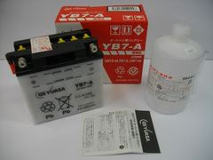 (929)GT380サンパチ高品質YUASA製バッテリー