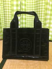 【美品】正規品  トリーバーチ  トートバッグ  ブラック
