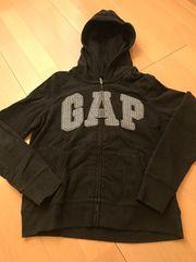 GapギャップジップパーカーXXL160