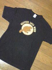 ビーバー Tシャツ