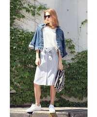 TODAYFUL/トゥデイフル★シャツ巻きデザインの新品スカート