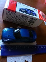 新品♪プルバックカー『NISSAN日産 GT-Rブルーメタリック系』アミューズメントミニカー