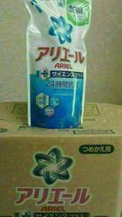 アリエールサイエンスプラス24H抗菌イオンパワージェル850g×12