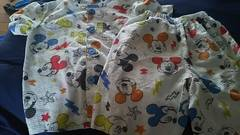 Mickey★半袖パジャマ size100